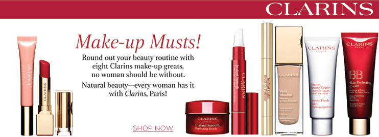 best clarins makeup products